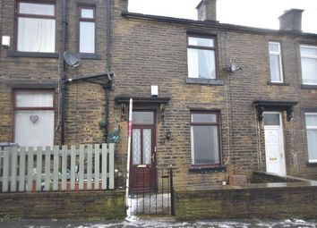 Thumbnail 2 bed terraced house for sale in 22 Back Lane, Queensbury, Bradford, West Yorkshire