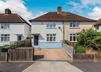 Thumbnail 2 bed semi-detached house for sale in Rosebery Road, Kingston Upon Thames, Surrey