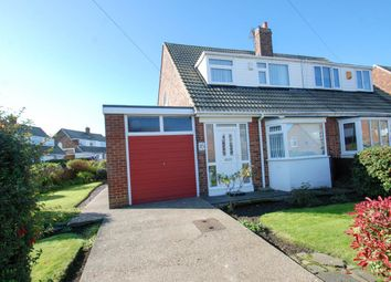 Thumbnail 3 bed semi-detached house for sale in Clarewood Avenue, South Shields