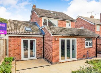 Thumbnail 4 bed detached house for sale in Bramble Drive, Newbold Verdon, Leicester