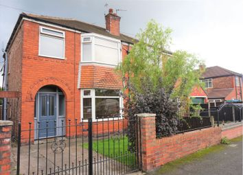 3 bed semi-detached house for sale in Middleton Road, Stockport SK5