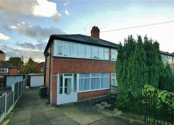 Thumbnail 3 bed semi-detached house to rent in Henconner Road, Chapel Allerton, Leeds