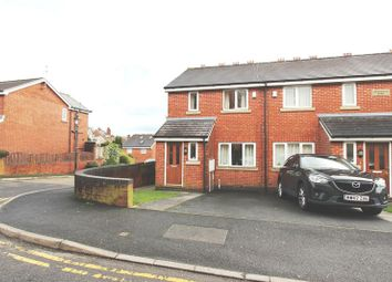 Thumbnail 2 bed mews house to rent in Church Lane, Prestwich, Manchester