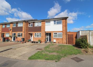 Thumbnail 2 bed end terrace house for sale in Peninsular Close, Bedfont