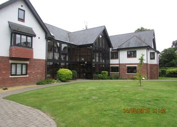 Thumbnail 2 bed flat to rent in Hunters Close, Wilmslow