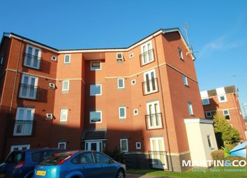 Thumbnail 2 bed flat to rent in Cape Hill, Smethwick