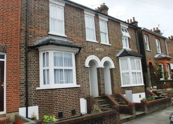 Thumbnail 3 bed terraced house to rent in West View Road, St.Albans