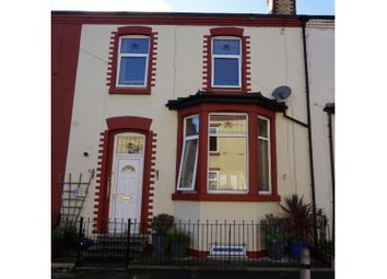 Thumbnail 3 bed terraced house for sale in Buckingham Road, Liverpool