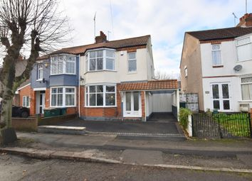 3 bed semi-detached house for sale in Loudon Avenue, Coventry CV6