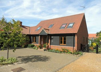 Thumbnail 4 bed property for sale in Church Road, Hilgay, Downham Market