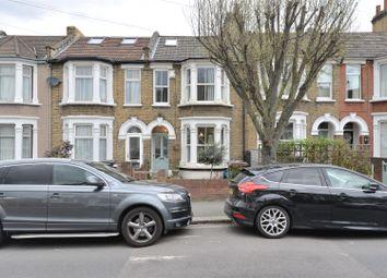 Thumbnail 3 bedroom terraced house for sale in Capworth Street, Leyton, London