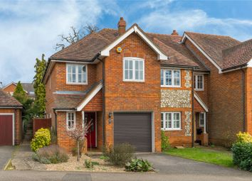 Thumbnail 3 bed end terrace house for sale in Oakfield Close, Amersham, Buckinghamshire