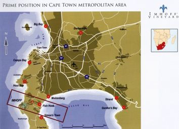 Thumbnail Land for sale in Imhoffs Vineyard Wine Estate Development, Cape Town, Western Cape, South Africa