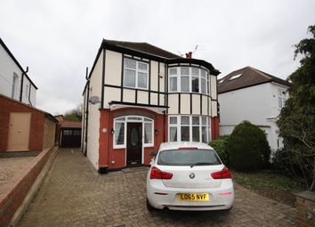 Thumbnail 4 bedroom detached house to rent in Hoodcote Gardens, Winchmore Hill