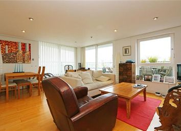 Thumbnail 2 bed flat to rent in Dolphin House, Riverside West, Smugglers Way, London