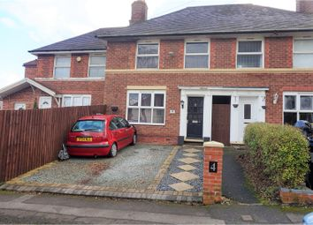 Thumbnail 3 bed terraced house for sale in Ackleton Grove, Birmingham