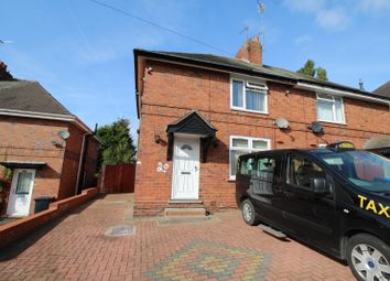 Thumbnail 3 bed semi-detached house for sale in Fairfield Road, Dudley, West Midlands