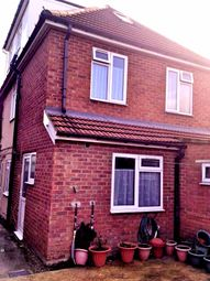 Thumbnail 1 bed terraced house to rent in Stratford Road, Leagrave