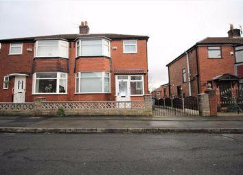 Thumbnail 3 bed semi-detached house to rent in Avonlea Road, Droylsden, Manchester