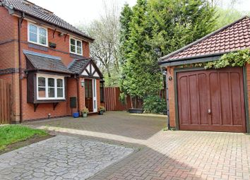 Thumbnail 5 bedroom detached house for sale in Pine Meadows, Radcliffe, Manchester