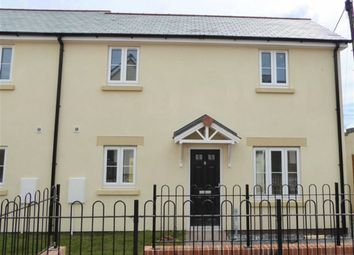 Thumbnail 2 bed semi-detached house to rent in Manor Gardens, Holsworthy