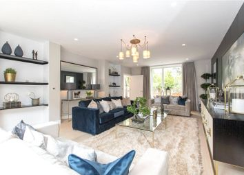 Thumbnail 4 bedroom terraced house for sale in The Avenue, Woodside Square, London
