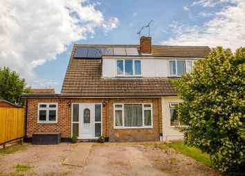 Thumbnail 4 bed semi-detached house for sale in Lakeside Crescent, Canvey Island, Essex