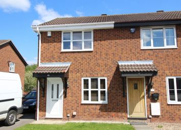 Thumbnail 2 bedroom terraced house for sale in Pinders Green Walk, Methley, Leeds