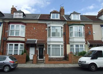 Thumbnail 1 bed terraced house to rent in Kensington Road, Middlesbrough