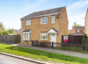 Thumbnail 2 bedroom semi-detached house for sale in Isle Road, Outwell, Wisbech