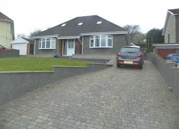 Thumbnail 5 bed detached bungalow for sale in Llethri Road, Felinfoel, Llanelli