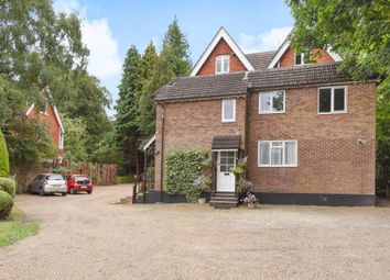 Thumbnail 2 bedroom maisonette for sale in Upper Park Road, Camberley, Surrey