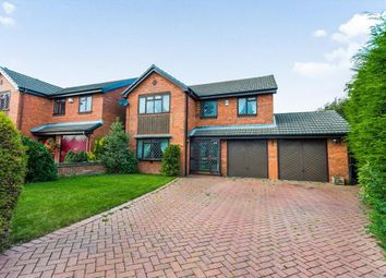 4 bed detached house for sale in Rosewood Park, Cheslyn Hay, Walsall WS6