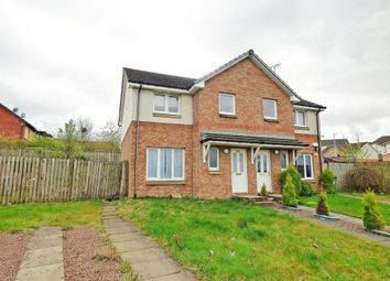 Thumbnail 3 bed semi-detached house for sale in Craighead Place, Glasgow