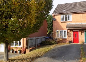 Thumbnail 2 bed semi-detached house for sale in Highfield Road, Ashbourne Derbyshire