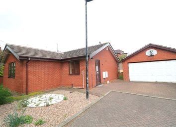 Thumbnail 3 bedroom detached bungalow for sale in Church Mews, Mexborough, South Yorkshire