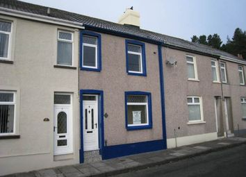 Thumbnail 3 bed terraced house to rent in Church View, Beaufort, Ebbw Vale