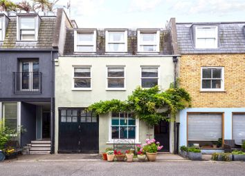 Thumbnail 3 bed mews house for sale in Chilworth Mews, Paddington