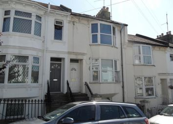 Thumbnail 1 bed terraced house to rent in Newmarket Road, Brighton