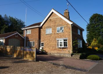 Thumbnail 4 bed detached house for sale in West Road, Sleaford