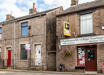 2 bed semi-detached house for sale in Marple Road, Charlesworth, Glossop SK13
