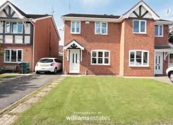 3 bed semi-detached house for sale in Owain Gwynedd, Kinmel Bay, Rhyl LL18