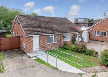 Thumbnail 2 bed semi-detached bungalow for sale in Lakemead, Singleton, Ashford