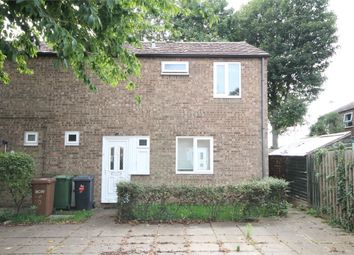 Thumbnail 3 bed end terrace house to rent in Thrush Lane, Wellingborough, Northamptonshire