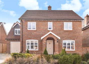 Thumbnail 4 bed detached house for sale in Buchanan Way, Binfield, Berkshire