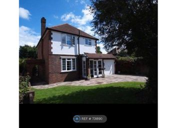 Thumbnail 3 bed detached house to rent in Park Hill Road, Epsom