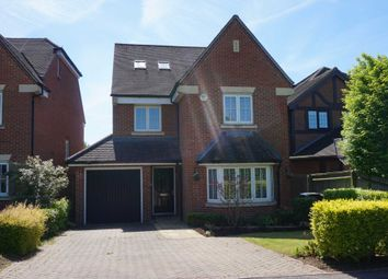 Thumbnail 4 bed detached house to rent in Gardener Walk, Holmer Green, High Wycombe