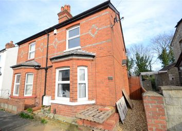 Thumbnail 3 bed semi-detached house for sale in Wykeham Road, Reading, Berkshire