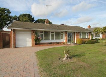 Thumbnail 2 bed detached bungalow for sale in Braemar Drive, Highcliffe, Christchurch, Dorset