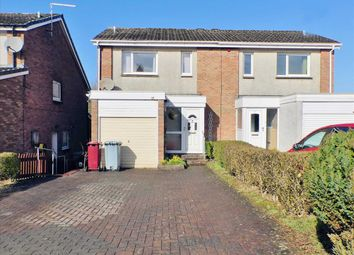 3 bed semi-detached house for sale in Borthwick Drive, Gardenhall, East Kilbride G75